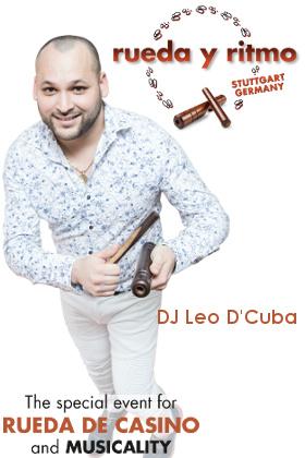 DJ Leo D'Cuba