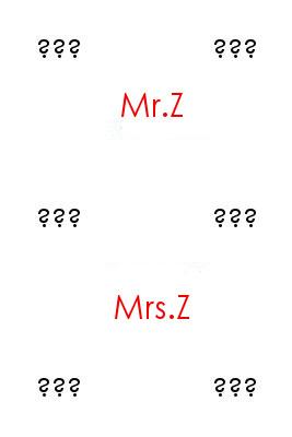 Mr/Mrs Z